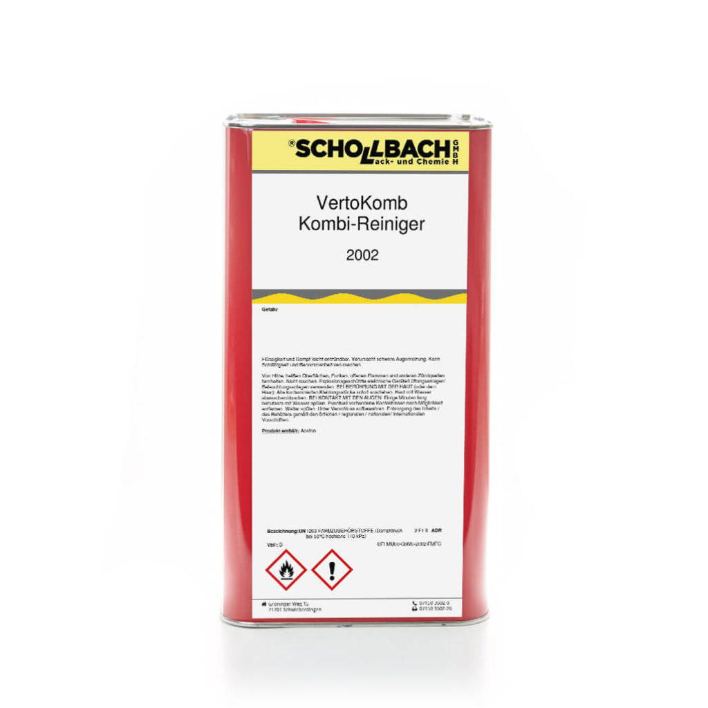 Schollbach VertoKomb Kombi-Reiniger