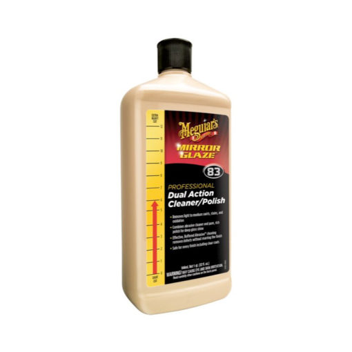 meguiars dual action cleaner polish 945ml